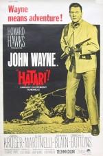 Vahşi Avcı (1962) afişi