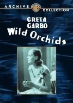 Vahşi Orkide (1929) afişi