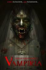 Vampiria (2015) afişi