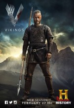 Vikings Sezon 2 (2014) afişi