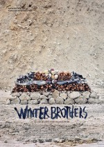 Winter Brothers (2017) afişi