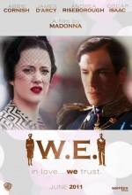 W.e. (2011) afişi