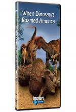 When Dinosaurs Roamed America (2001) afişi