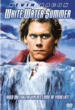 White Water Summer (1987) afişi