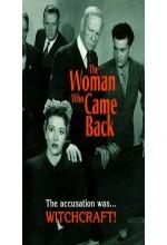 Woman Who Came Back (1945) afişi