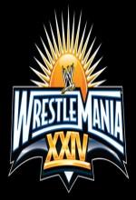 Wrestlemania 24 (2008) afişi