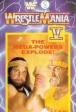 Wrestlemania V (1989) afişi