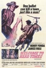 Welcome to Hard Times (1967) afişi