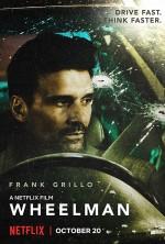 Direksiyondaki Adam (2017) afişi