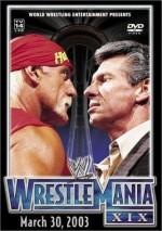 WrestleMania 19 (2003) afişi
