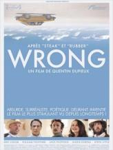 Wrong (2012) afişi
