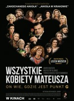 Wszystkie kobiety Mateusza (2013) afişi