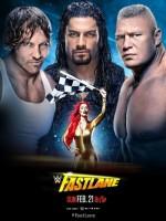 WWE Fast Lane (2016) afişi