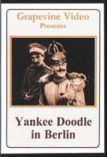Yankee Doodle Berlin'de (1919) afişi