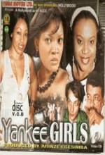 Yankee Girls (2008) afişi