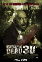 Yaşayan Ölülerin Gecesi 3D (2006) afişi