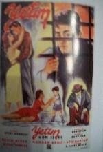 Yetim (1957) afişi