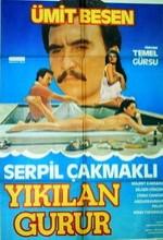 Yıkılan Gurur (1983) afişi