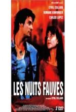 Yırtıcı Geceler (1992) afişi