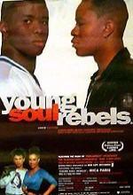 Young Soul Rebels (1991) afişi