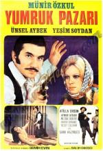 Yumruk Pazarı (1970) afişi