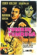 Yumruk Yumruğa(ı) (1965) afişi