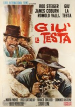 Yabandan Gelen Adam (1971) afişi