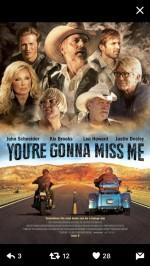 You're Gonna Miss Me (2017) afişi