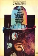 Zachariah (1971) afişi