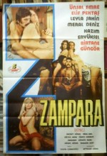 Zampara (1975) afişi