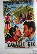 Zavallı Kız (1959) afişi