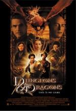 Zindan Ve Ejderha (2000) afişi