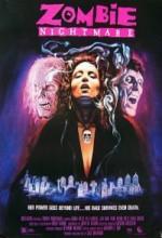 Zombie Nightmare (1986) afişi