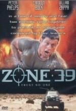 39. Bölge (1996) afişi