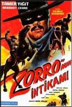 Zorro'nun İntikamı (1969) afişi