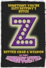Zombieapocalyptica (2015) afişi
