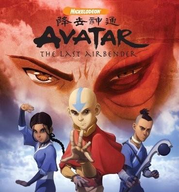 Avatar: Son Hava Bükücü (2005) afişi