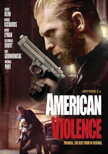 American Violence (2017) afişi