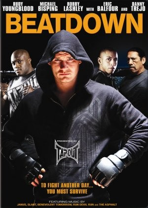 Beatdown (2010) afişi