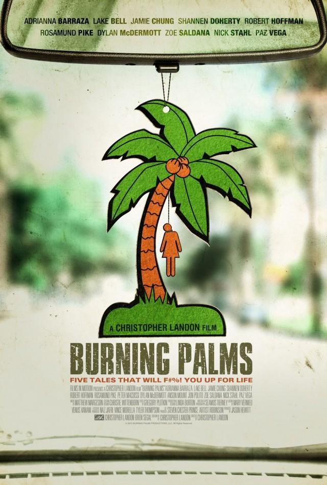 Burning Palms (2009) afişi