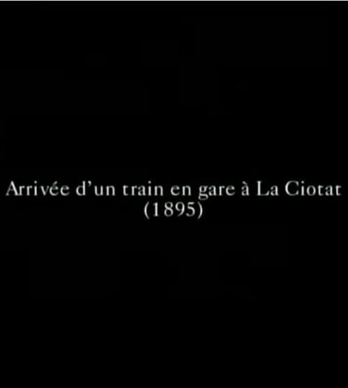 Bir Trenin Gara Girişi