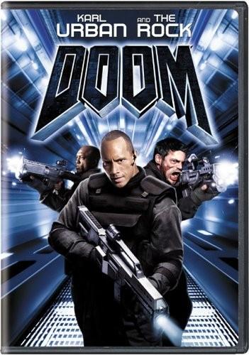 Doom (2005) afişi