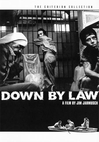Down By Law (1986) afişi
