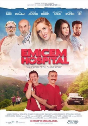 Emicem Hospital Full HD 2016 izle