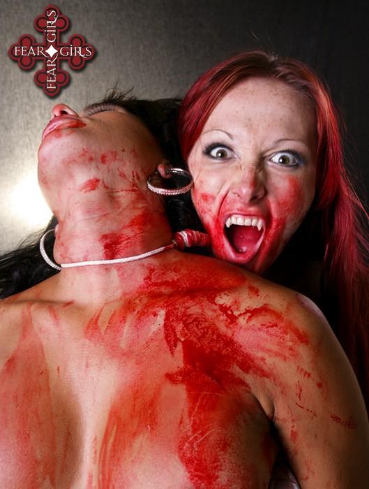 Fear Girls: Volume Two