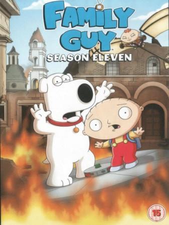 Family Guy Sezon 11