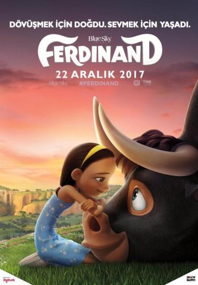 Ferdinand (2017) afişi