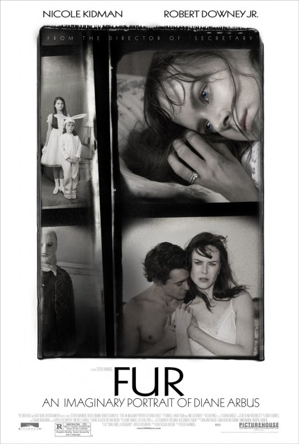 Fur: An Imaginary Portrait of Diane Arbus (2006) afişi