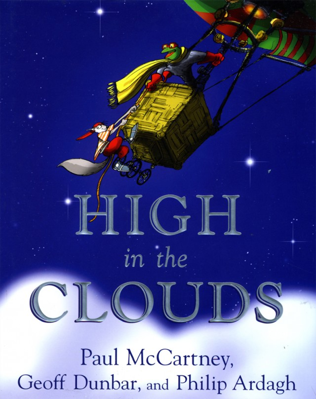 High In The Clouds