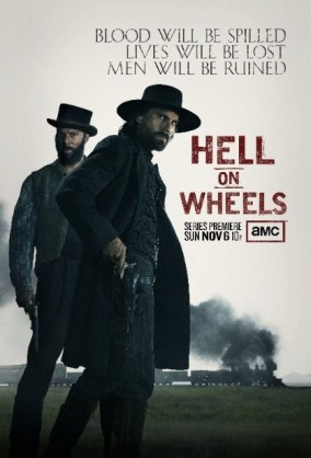 Hell on Wheels Sezon 4